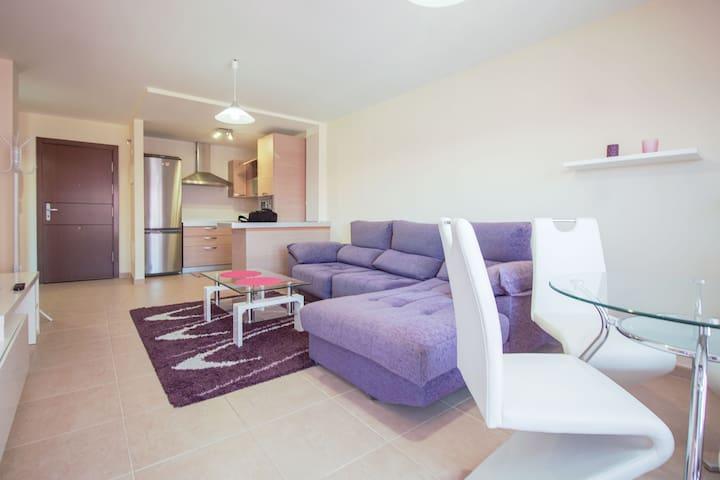 Nice apartment with Wi-Fi close to Arenita beach - Palm-Mar - Lakás