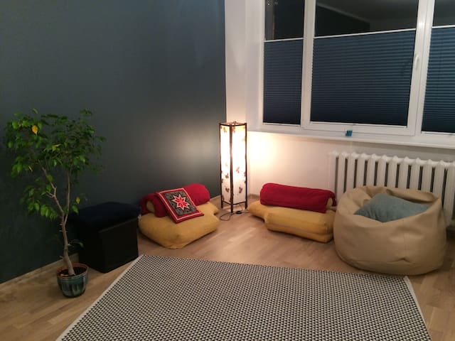 Clean and cozy apartment with great location - Tallinn - Byt