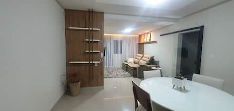 Apartamento em Cons. Lafaiete .lindo e mobiliado