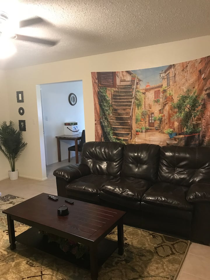 Entire home for executive rental