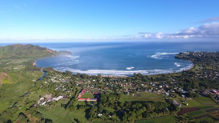 Surfing on Kauai is  a treasure...