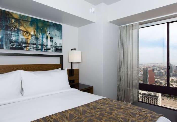 Hotel Marriott Vacation Club San Diego Comic-Con