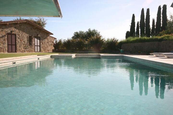 Villa near the sea - Tuscany Coast - Castiglione della Pescaia - Villa