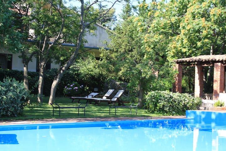 Fantastica villa con piscina privata