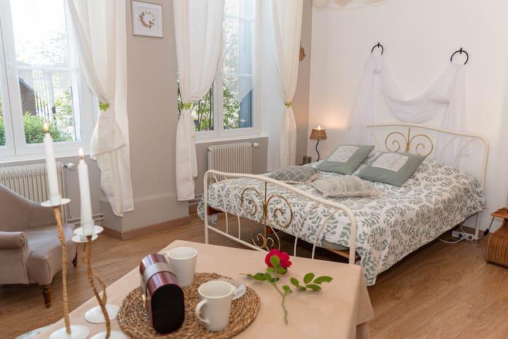 Chambre Hedwige de Vaudemont - La Fée Maison