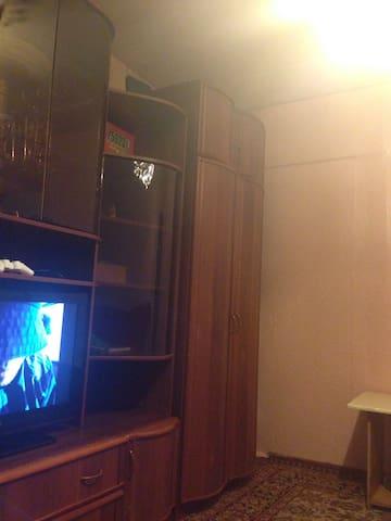 Отдельная комната в уютной квартире