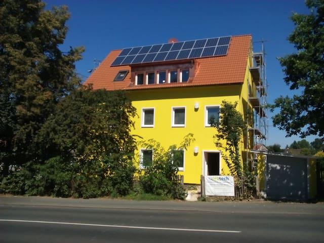 Sanierte 2. Zim. Wohnung im Herzen Bayreuths.