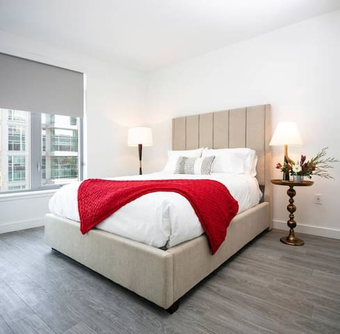 WhyHotel 1BR Luxury Apartment in Ballston Quarter
