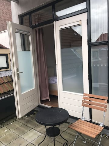 Cozy room with lovely balcony (3mins from station)