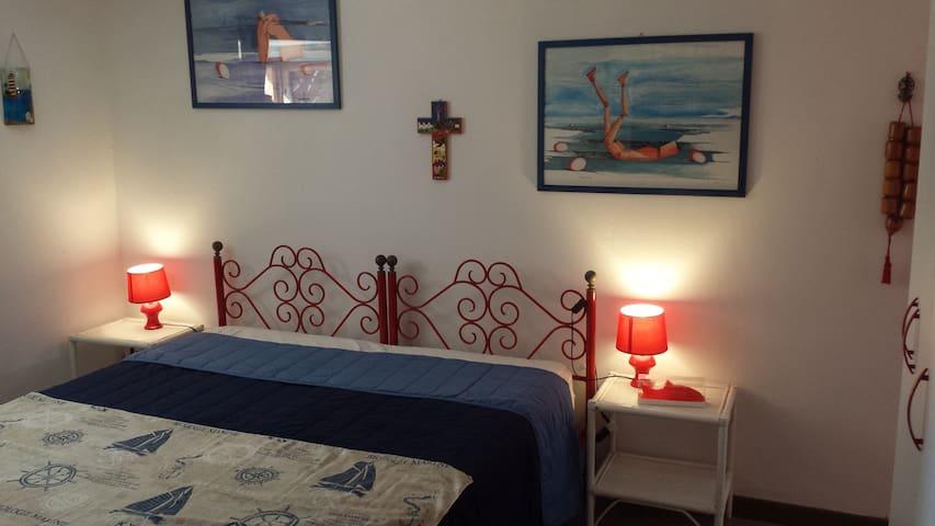 particolari stanza da letto matrimoniale principale