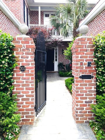 """""""THE NEST""""  HAS GATED ENTRANCE."""