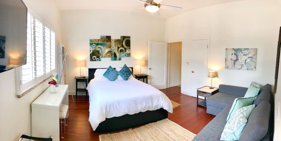 Sweet Clean Studio by Fisherman's Wharf - Sleeps 4