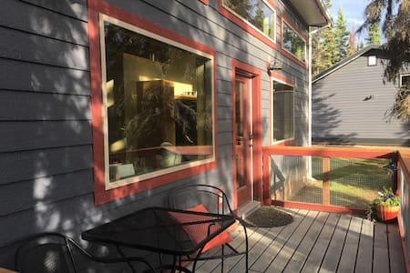 Creekside Cabin (Cranberry)