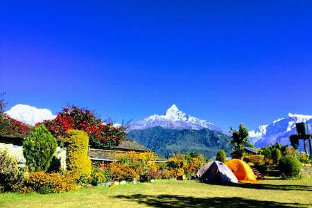 Annapurna Eco-village, Astam