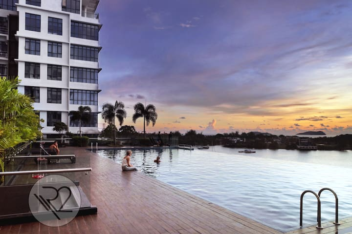 P5 Ultimate POOLSIDE Luxury 2700sf 3bed@CityCenter