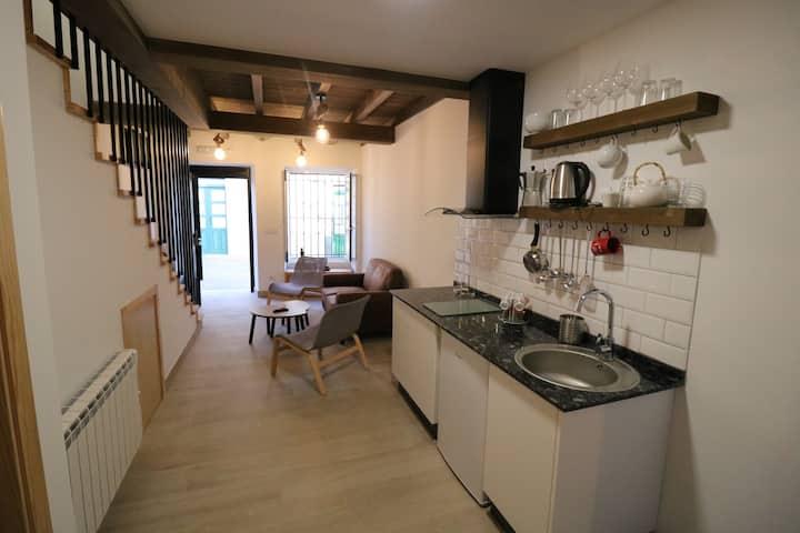 Casa en Melide centro (Casa 2). Camino de Santiago