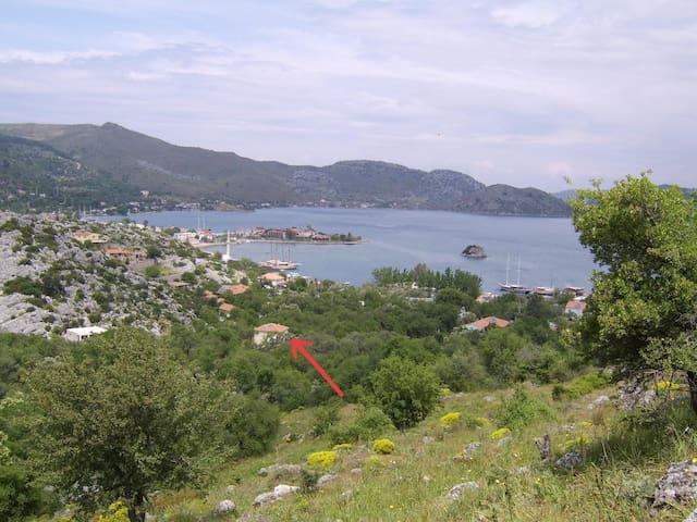 Villa upto 3 family - Selimiye Köyü - House