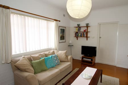 Cute Retro Apartment close to Perth - Maylands - Pis