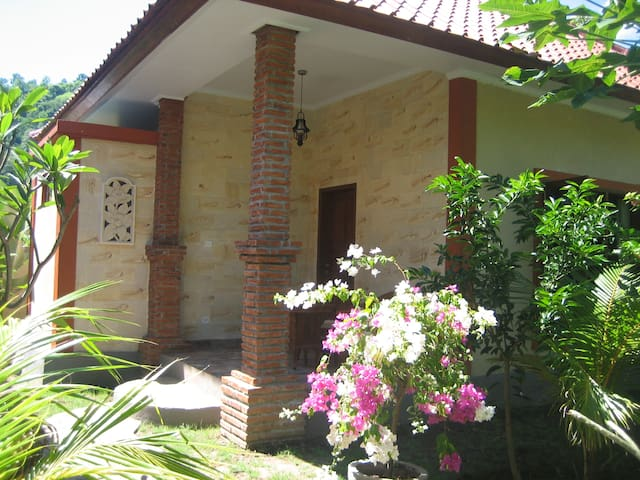 Amed Harmony Deluxe Bungalow  1
