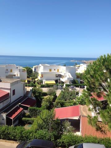 Apartment in Tucano village - Le castella - Apartment