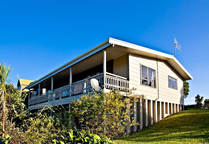 River View - Ngunguru Holiday Home - Ngunguru - Casa