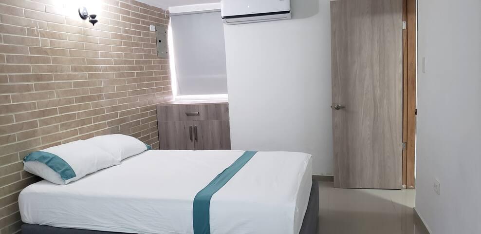 5 Pax-Zona exclusiva mejor precio-comodo apartment
