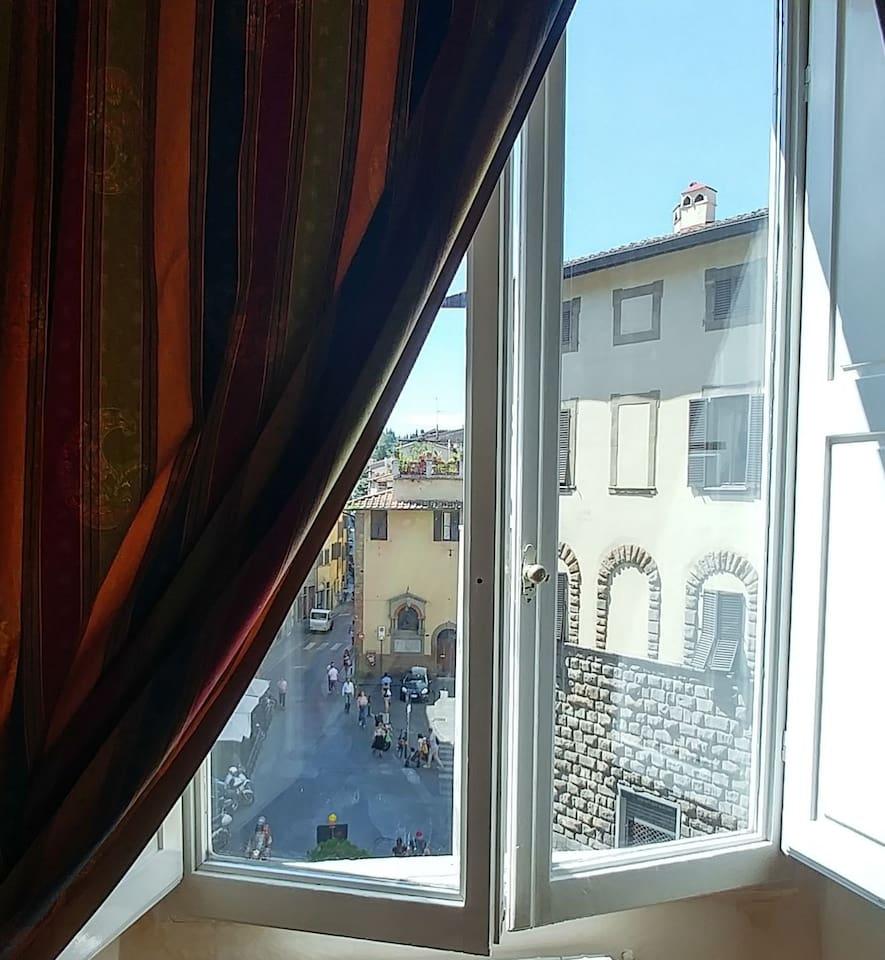Vista su Piazza S.Felice
