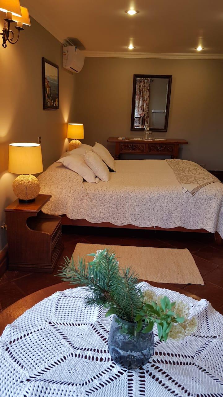 Hotel Solaz Bella Vista de Colchagua Suite 1