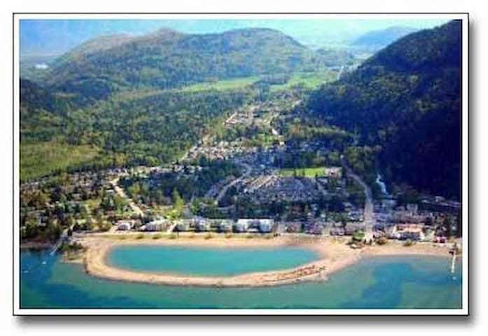 Condo in beautiful Harrison Hot Springs, B.C. - Harrison Hot Springs - Daire