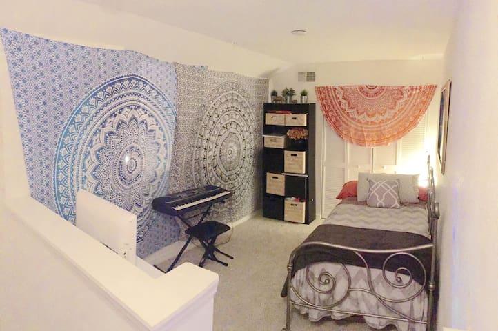 Private Zen Loft Space - Orlando - Condominio