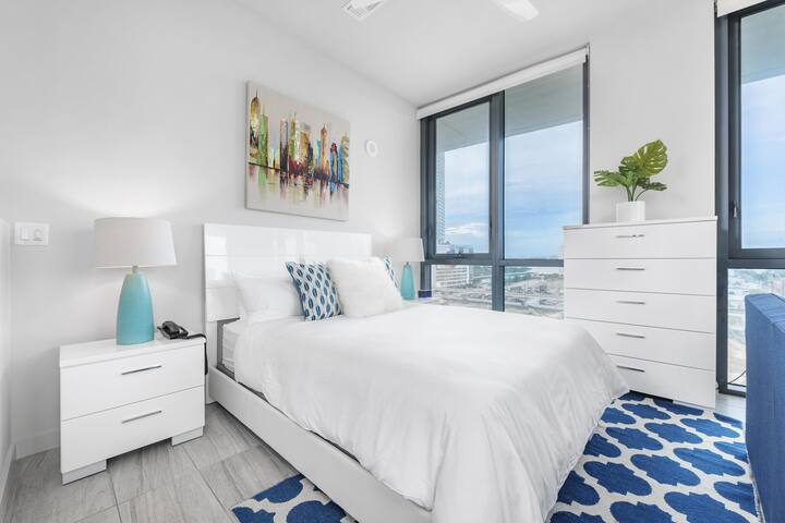 ✰New✰ Worldcenter Studio Near Wynwood & Brickell