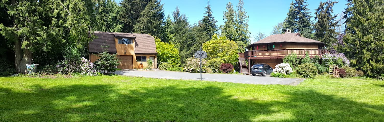 The Country Loft in Sequim - Sequim - Loft