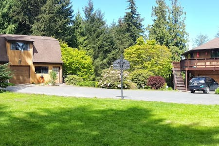 The Country Loft in Sequim - 史魁恩(Sequim)