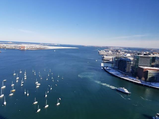 Beautiful Rental with 180 Degree Harbor Views!