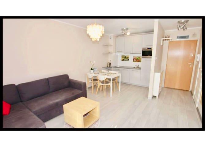 Apartamenty Bursztynowe Komnaty2