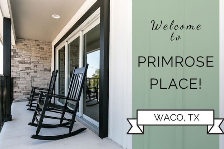 Primrose Place - Close to Silos & Baylor!