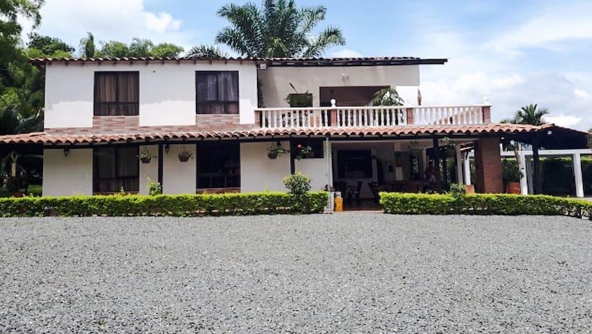 FINCA LA MARÍA - Santágueda, Caldas