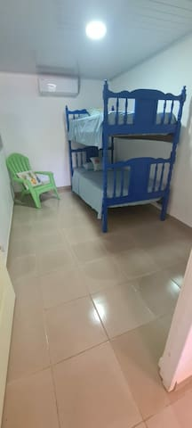 Room 2...with two beds