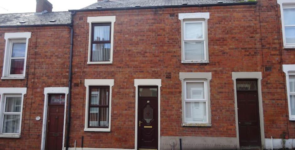 Property Near Crumlin Road Gaol - Belfast - Hus