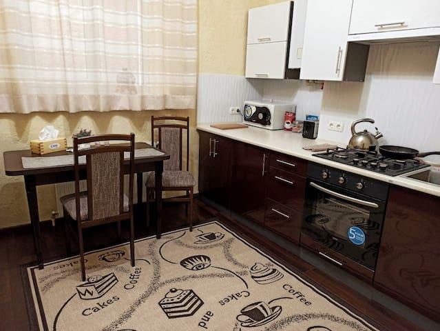 Квартира в самом центре города WI-FI