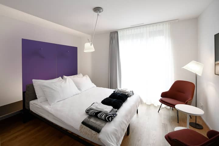 3,5 Zimmer Design-Apartment red 1