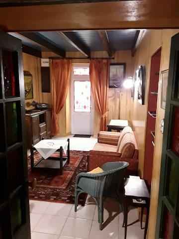 Maison cocooning  ile de batz.