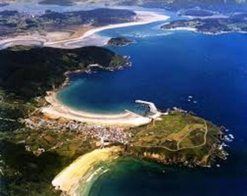 playas de espasante