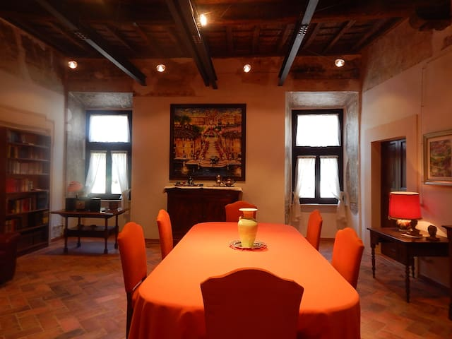 Ancient Apartment near Viterbo - Civita Castellana - Byt
