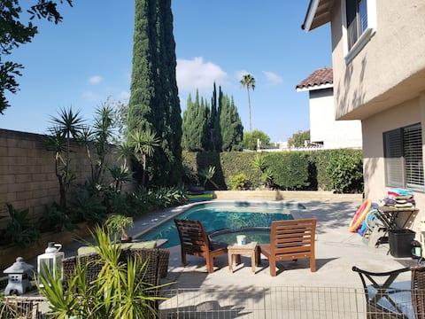 Suurepärane peatuspaik, bassein, Disney Knotts &Beachi lähedal