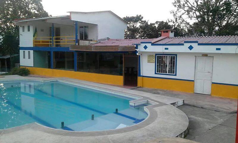 Cabaña para 10 personas en Chachagui
