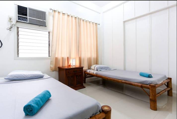 セブ島で日本人が営むシェアハウス Room2 - Mandaue - Casa