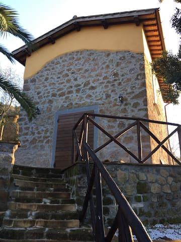 La casetta Madonna di Morciano - Bagnoregio - Lägenhet