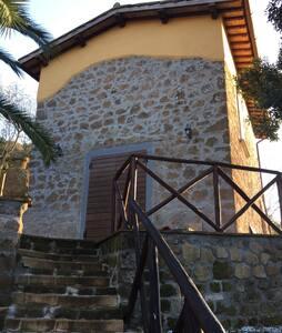 La casetta Madonna di Morciano - Bagnoregio