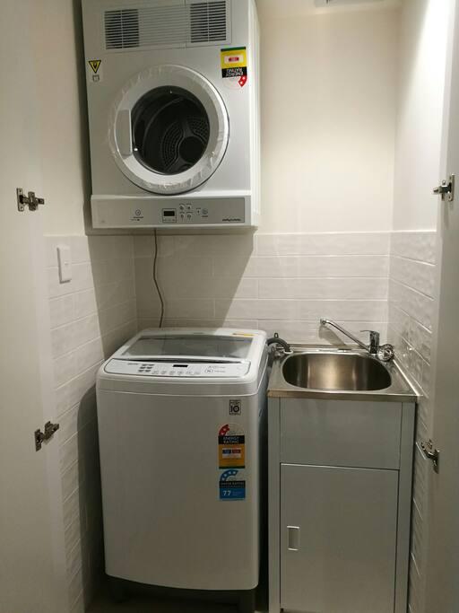 laundry washing machine for 7.5kg
